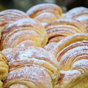 Croissant Brioche Vanilla