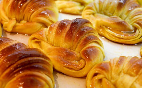 Croissant Brioche Natur